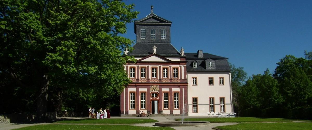 Schloss Schwarzburg / Thüringen